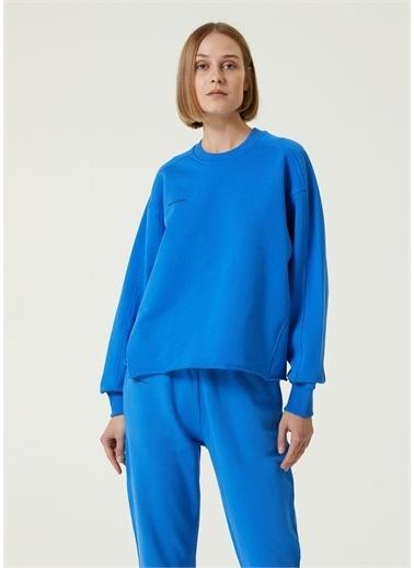 Academia Sweatshirt Mavi